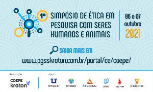I SIMPÓSIO DE ÉTICA EM PESQUISA COM SERES HUMANOS E ANIMAIS