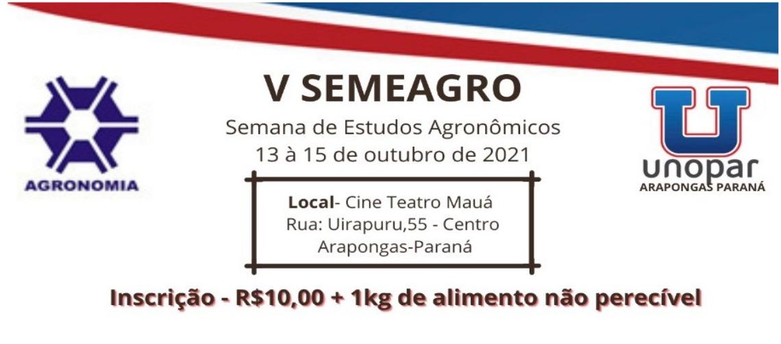 V SEMEAGRO 2021
